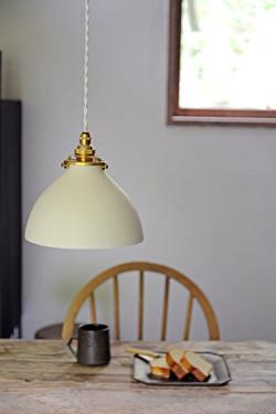 måne lamp ドーム・ホワイト