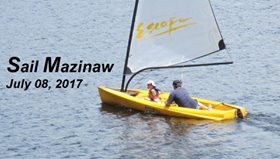 Sail Mazinaw - July 8th