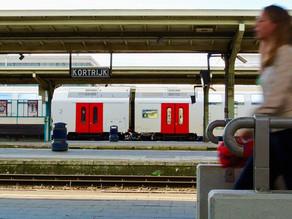 Groene mobiliteit aan KU Leuven.