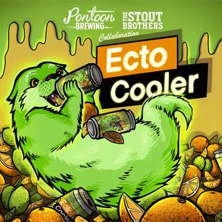Ecto Cooler Illustration