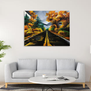 Fagmented Fall Drive