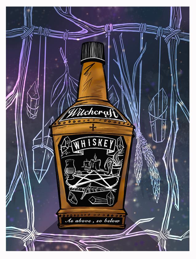 Witchcraft & Whiskey