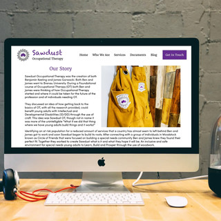 SawDust Occupational Therapy
