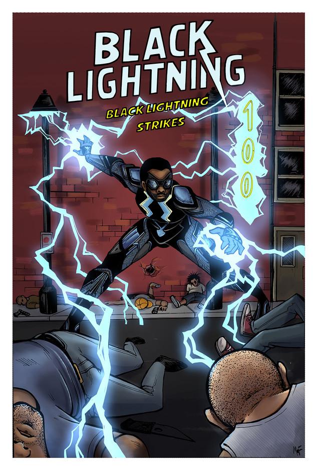 Black Lightening