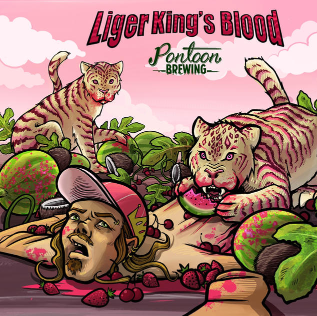 Liger Kings Blood