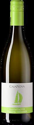 WALENSTADTER RIESLING SILVANER 2018 - 75cl