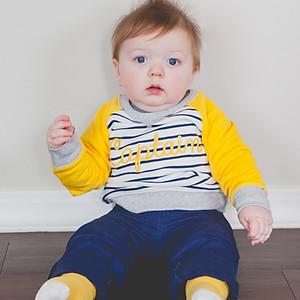 Teddy 9 month
