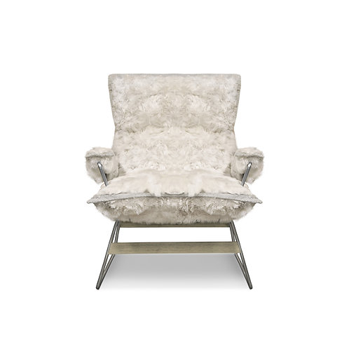 Snoopy Alpaca Chair