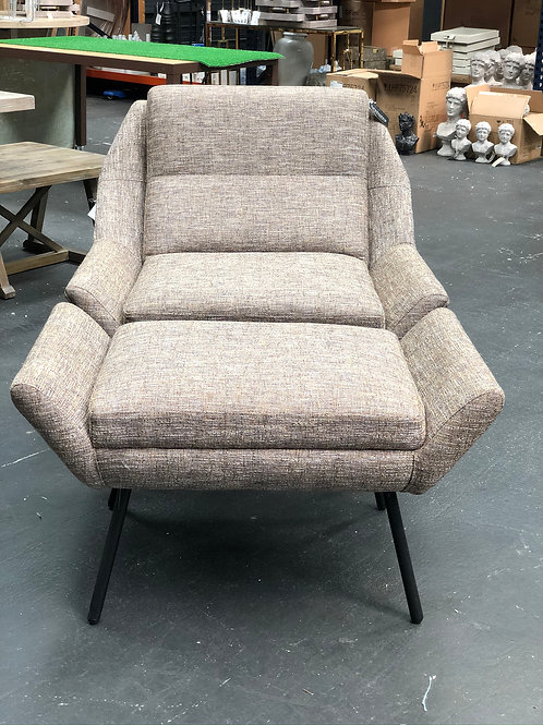 Kore-Z Chair and Ottoman