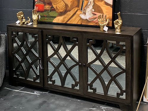 Mirrored Sideboard