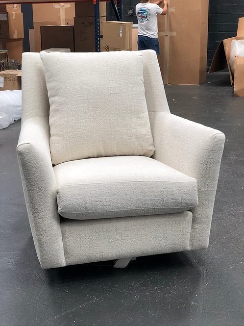 The Womb Chair- Swivel Glider