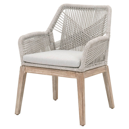 Loom Arm Chair set of 4