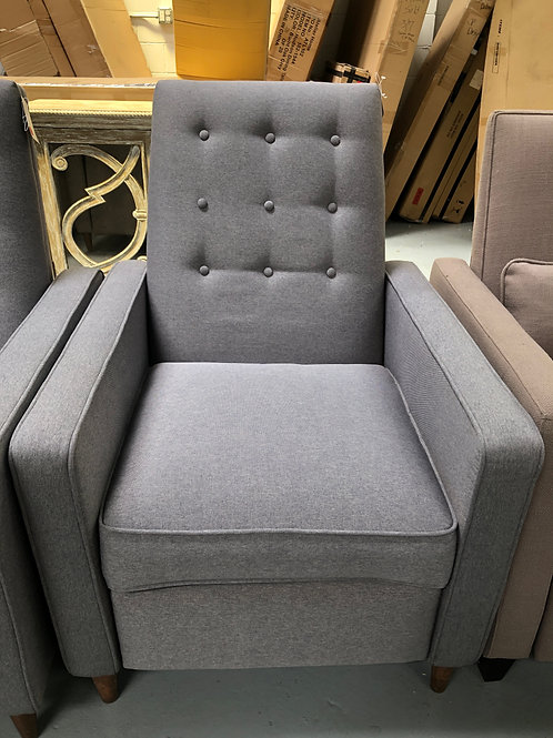 York Recliner cement