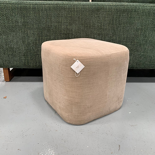 Ames Ottoman in Pastel Neutral