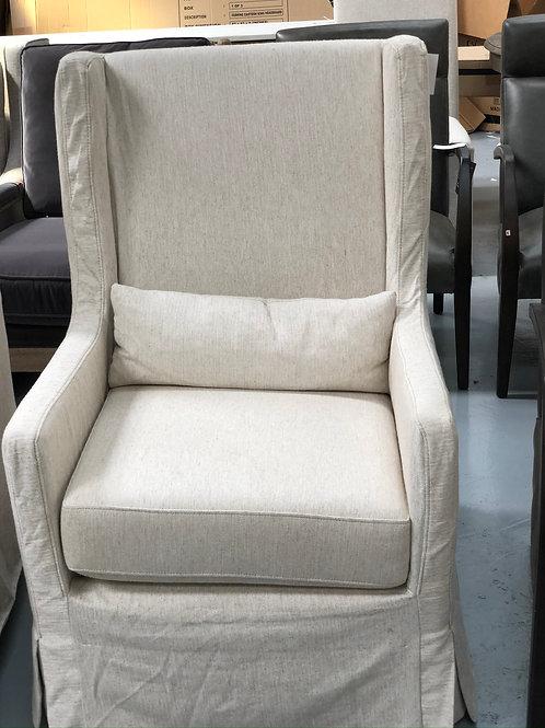Swivel Wing Chair