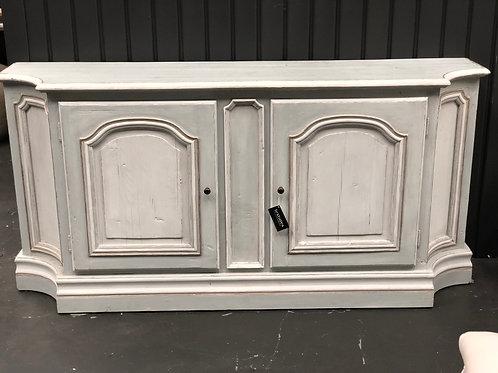 Custom Painted Sideboard