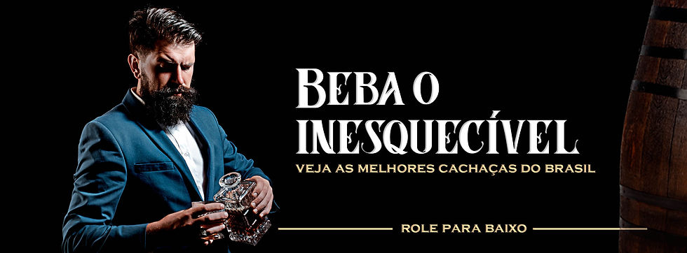 Cachaças brasileiras