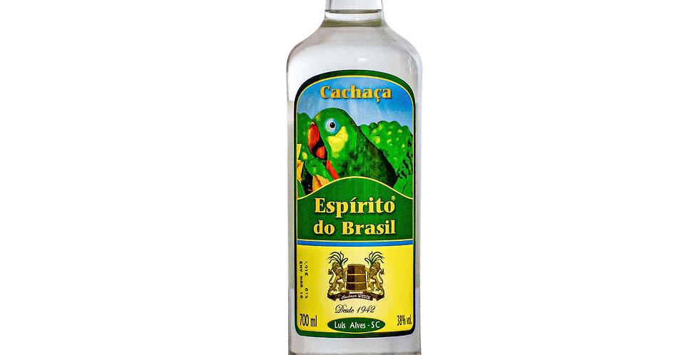 Cachaça Wruck Espirito do Brasil