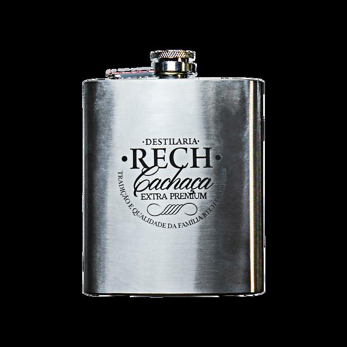 Destilaria Rech Cachaça extra premium - kit