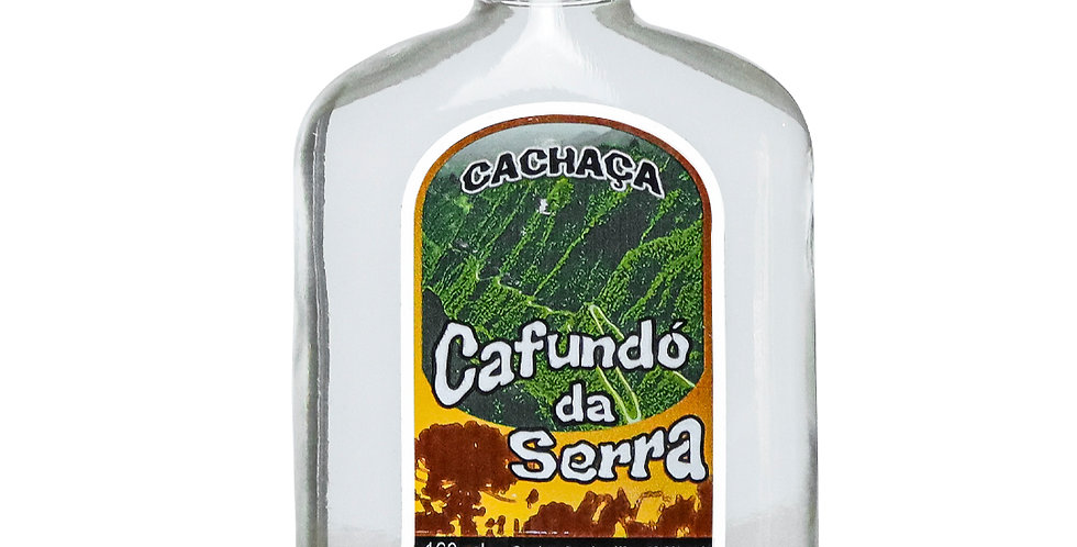 Cachaça Cafundó da Serra 160ml