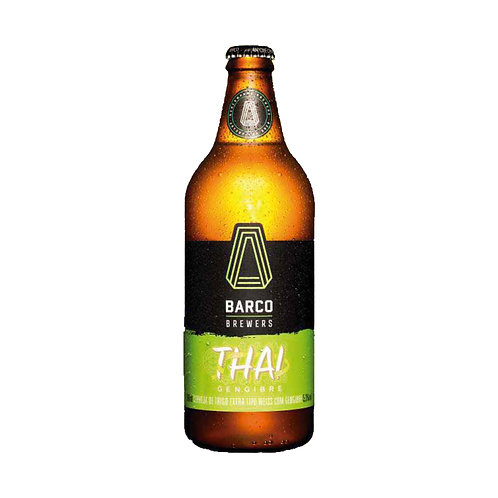 Barco Thai Gengibre
