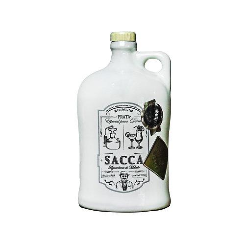 Cachaça Sacca Prata Porcelana