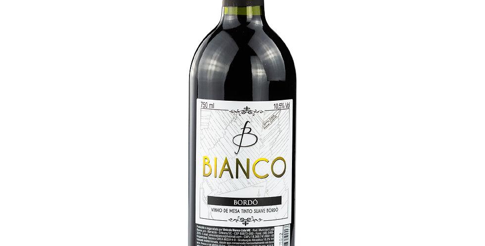 Vinho de Mesa Tinto Suave