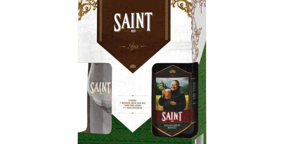 Saint Bier IPA+Copo