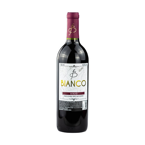 Vinho de Mesa Tinto Seco 750ml