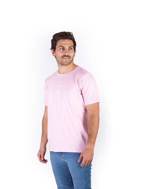 Remera - Surfboard Rosa