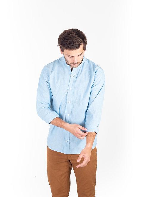 Camisa - Amana Celeste