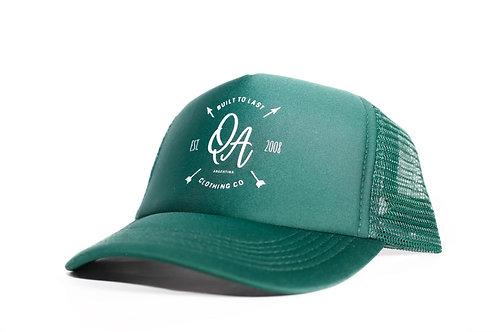 Gorra de Red -Verde