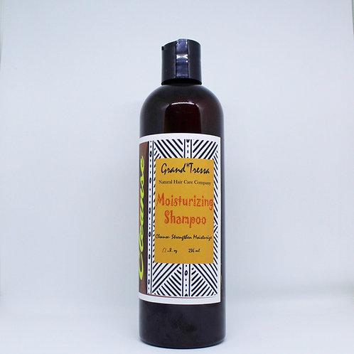 Irish Moss Moisturizing Shampoo