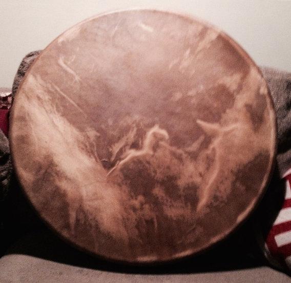 """20-22"""" Ceremonial Drum"""