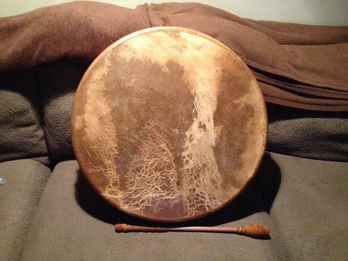 """20""""-22"""" Ceremonial Hand Drum"""