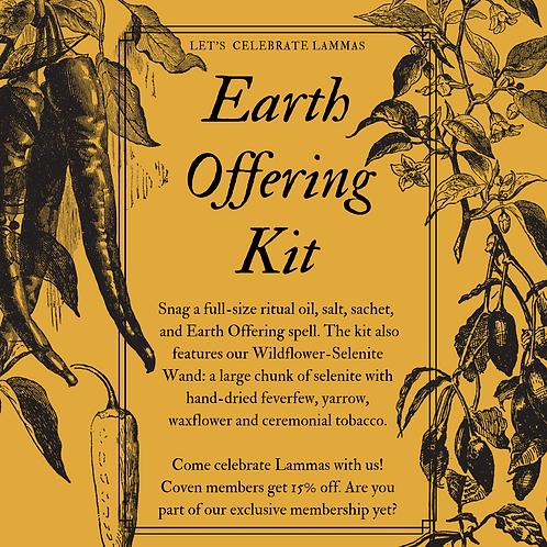 Earth Offering Kit