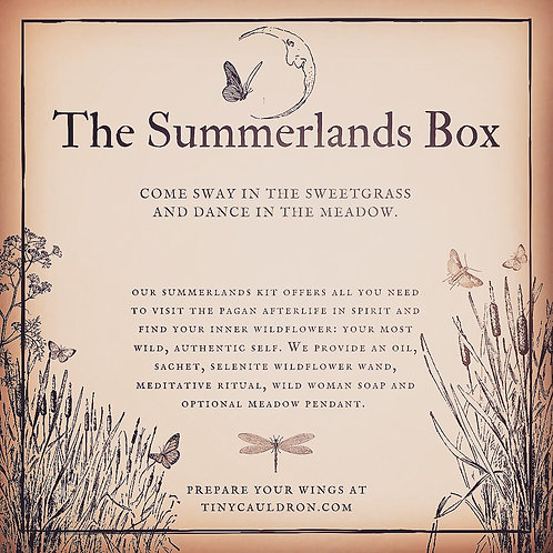 The Summerlands Box