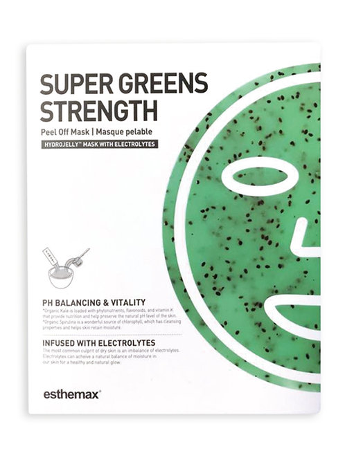 Hydrojelly Mask - Supergreens