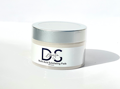 Multi- Acid Exfoliating Pads