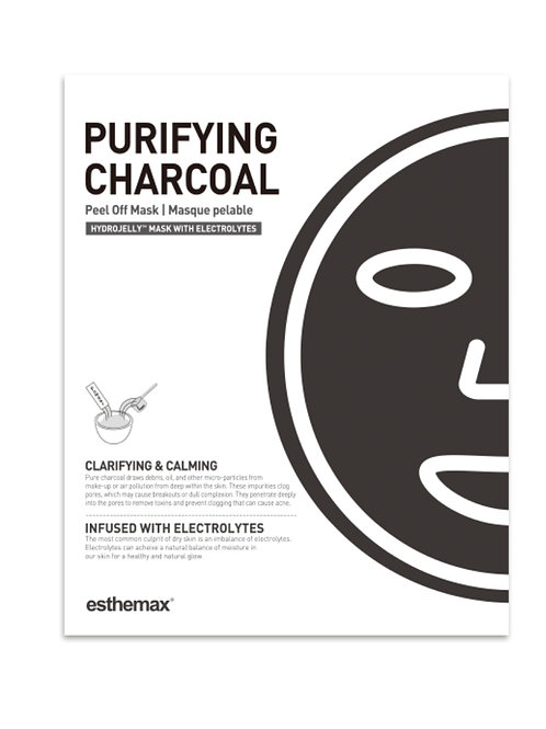 Hydrojelly Mask - Purifying Charcoal