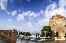 Thessaloniki port