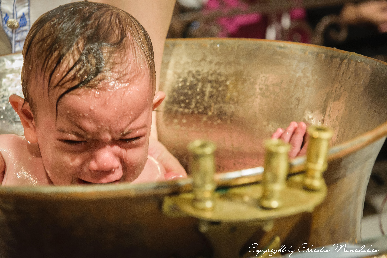 Pantelis christening