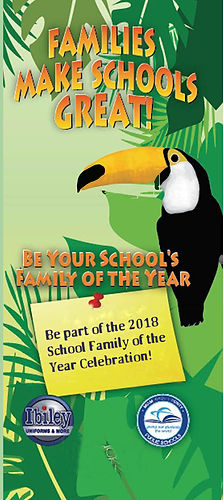 M-DCPS Family of the Year Information