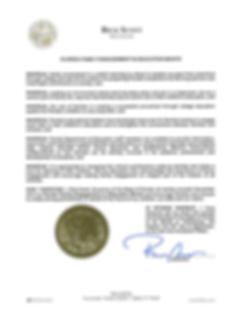 2015 FEM Proclamation