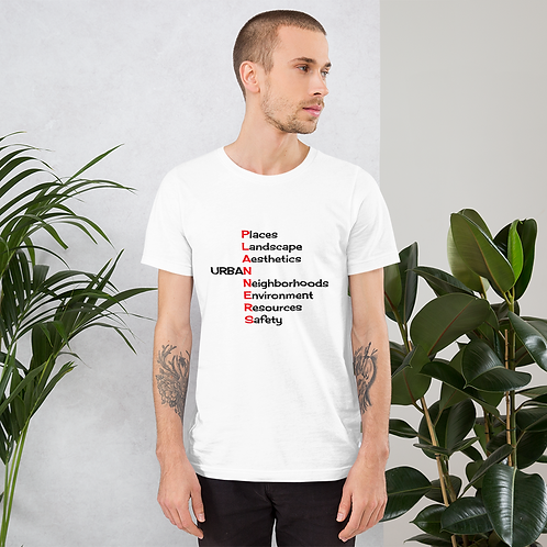 Urban Planners Unisex T-Shirt