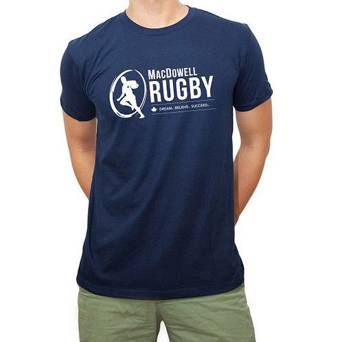 MacDowellRugby Basic Short Sleeve