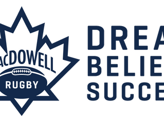 MacDowell Rugby and Thunder Rugby Announce New Partnership