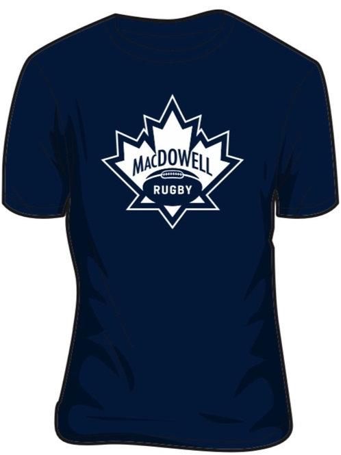 MacDowellRugby Prairie Academy T-Shirt