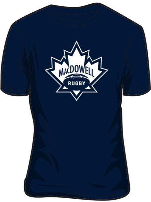 MacDowellRugby Island Academy T-Shirt