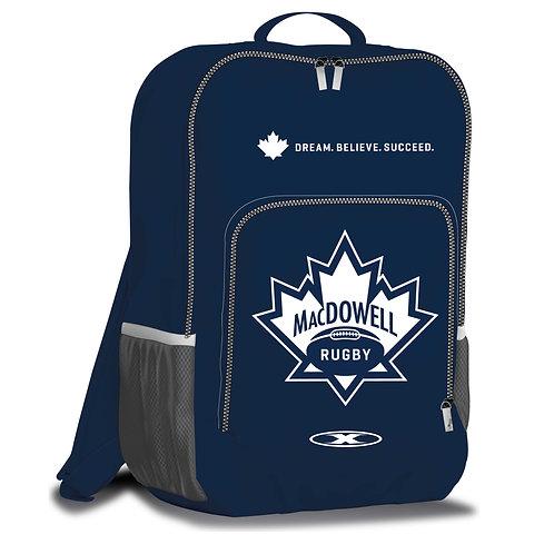 MacDowellRugby Backpack